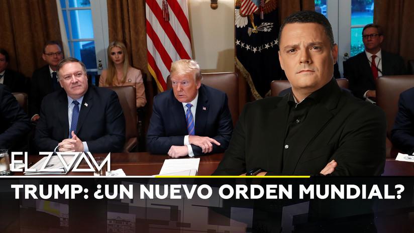 2018-12-07 - Trump: ¿Un nuevo orden mundial?