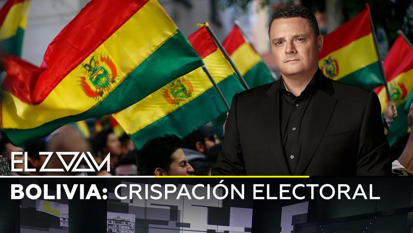 2019-10-25 - Bolivia: crispación electoral