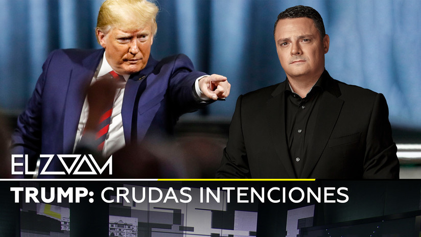 2019-10-30 - Trump: crudas intenciones