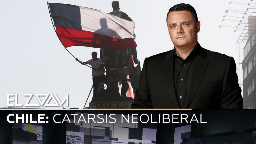 2019-11-20 - Chile: Catarsis neoliberal