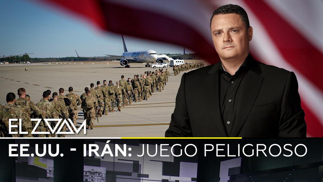 2020-01-08 - EE.UU. - Irán: Juego peligroso