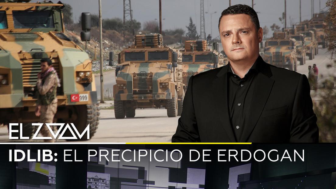 2020-02-28 - Idlib: El precipicio de Erdogan