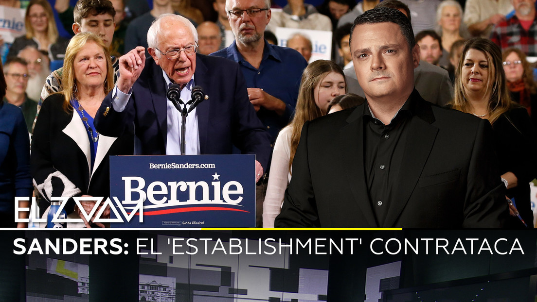 2020-03-03 - Sanders: El 'establishment' contrataca