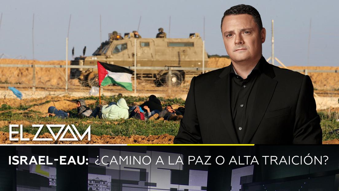 2020-09-09 - Pacto Israel-EAU: ¿camino a la paz o alta traición?