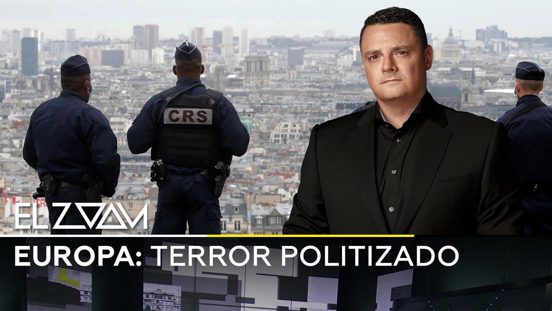 2020-11-11 - Europa: Terror politizado