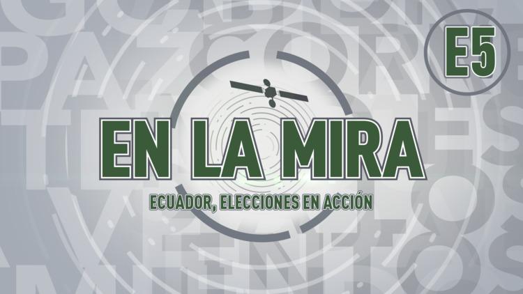 2017-01-30 - RT y TeleSUR ponen 'En la mira' las próximas elecciones en Ecuador