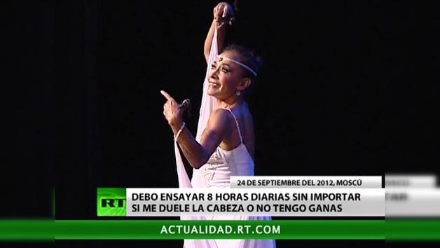 2012-10-23 - Entrevista con Sonia Amelio, bailarina y percusionista mexicana