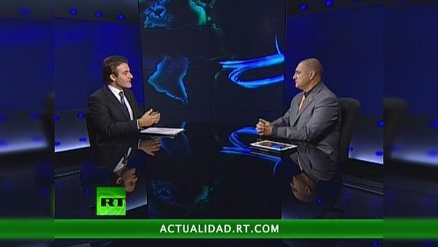 2012-10-25 - Entrevista con Marco Albuja Martínez, Viceministro de Relaciones Exteriores del Ecuador