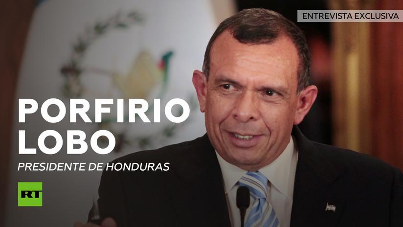 2012-11-08 - Entrevista con Porfirio Lobo, presidente de Honduras