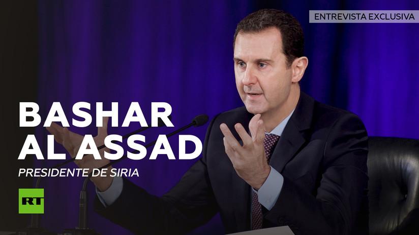 2012-11-09 - Entrevista con Bashar al Assad, presidente de Siria
