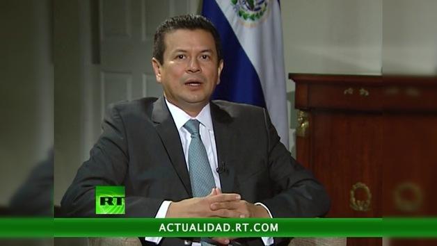 2012-11-13 - Entrevista con Hugo Martínez Bonilla, ministro de relaciones exteriores de El Salvador