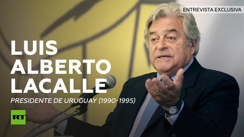 2012-11-20 - Entrevista con Luis Alberto Lacalle,  presidente de Uruguay (1990-1995)