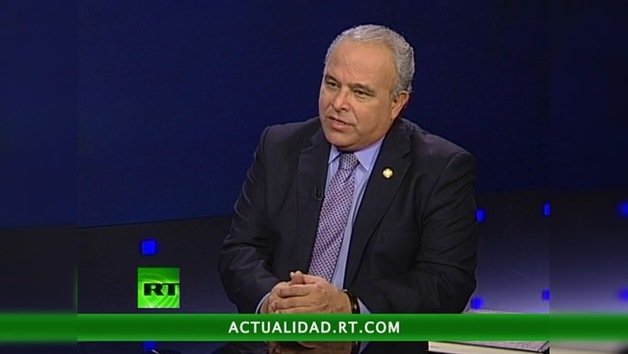 2012-12-11 - Entrevista con Estuardo Meneses Coronado,  embajador de Guatemala en Rusia