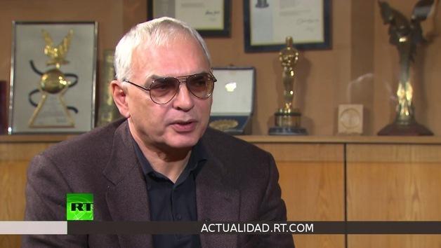 2013-01-26 - Entrevista con Karén Shajnazárov, director de cine ruso
