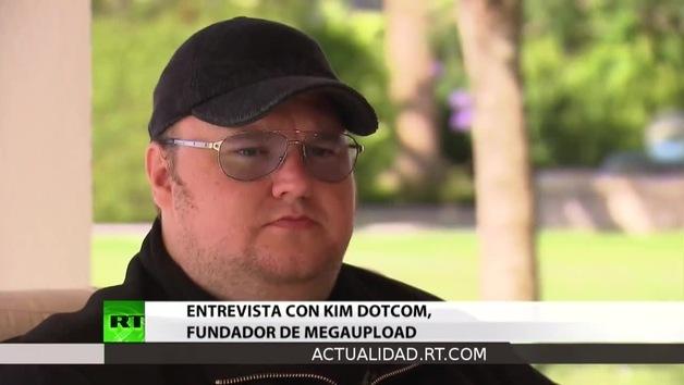 2013-01-28 - Entrevista con Kim Dotcom, fundador de Megaupload