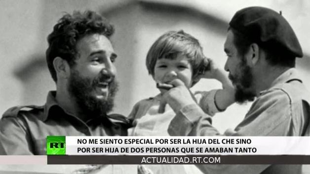 """2013-02-12 - Entrevista exclusiva de Aleida Guevara March,  hija de Ernesto """"Che"""" Guevara"""