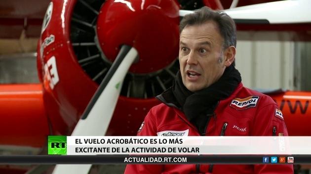 2013-04-01 - Entrevista con Cástor Fantoba, piloto del vuelo acrobático de España