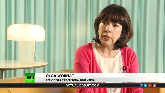 2013-04-11 - Entrevista con Olga Wornat, periodista y escritora argentina