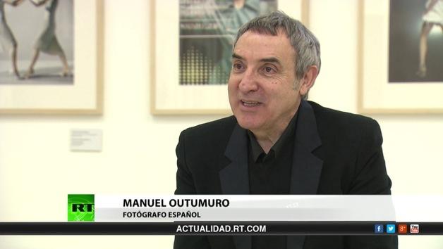 2013-04-13 - Entrevista con Manuel Outumuro, fotógrafo español