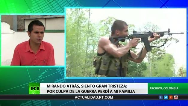 2013-04-23 - Entrevista con Leonardo Zuluaga, ex miembro de las FARC