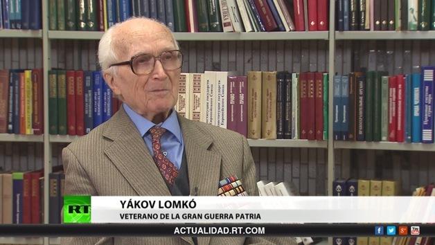 2013-05-09 - Entrevista con Yákov Lomkó, veterano de la Gran Guerra Patria