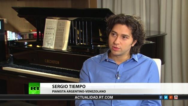 2013-05-13 - Entrevista con Sergio Tiempo, pianista argentino-venezolano