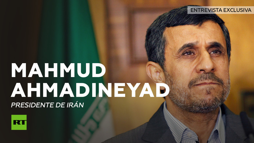 2013-07-04 - Entrevista con Mahmud Ahmadineyad, presidente de Irán