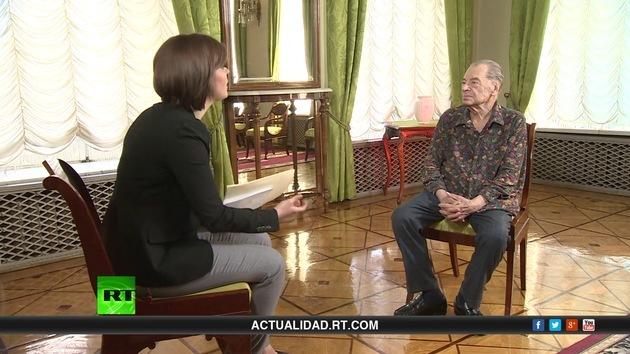 2013-07-09 - Entrevista con Rafael Frühbeck de Burgos, director de orquesta español