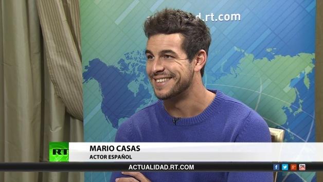 2013-10-22 - Entrevista con Mario Casas, actor español