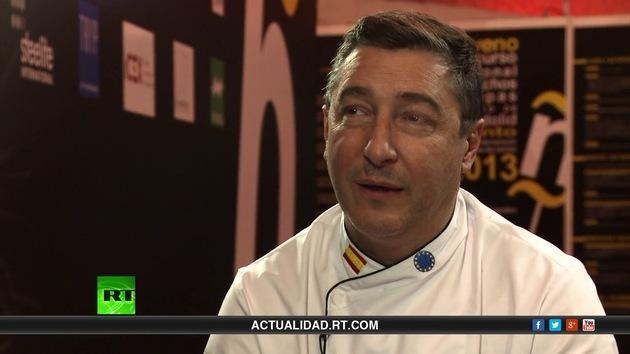 2013-11-30 - Entrevista con Joan Roca, chef español, número uno en la cocina mundial