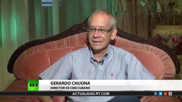 2014-03-08 - Entrevista con Gerardo Chijona, director de cine cubano