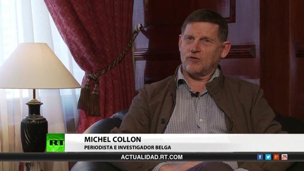 2014-03-27 - Entrevista con Michel Collon, periodista e investigador belga