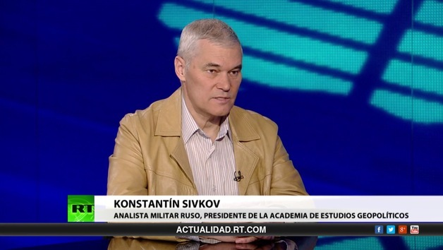 2014-04-24 - Entrevista con Konstantín Sivkov, analista militar, presidente de la Academia de estudios geopolíticos