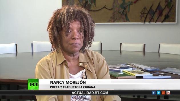2014-05-03 - Entrevista con Nancy Morejón, poeta y traductora cubana