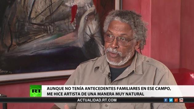 2014-05-17 - Entrevista con Alberto Lescay, pintor y escultor cubano