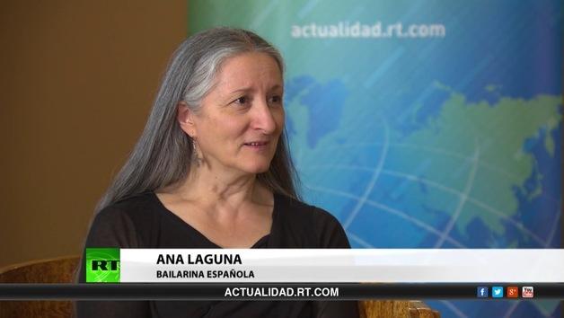 2014-05-31 - Entrevista con Ana Laguna, bailarina española