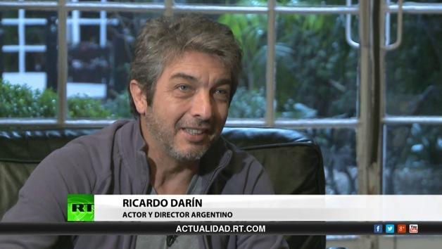 2014-07-03 - Entrevista con Ricardo Darín, actor y director argentino