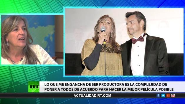 2014-07-08 - Entrevista con Mónica Lozano, cineasta mexicana