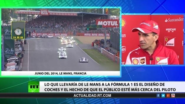 2014-07-15 - Entrevista con Marc Gené, piloto probador en la Fórmula 1