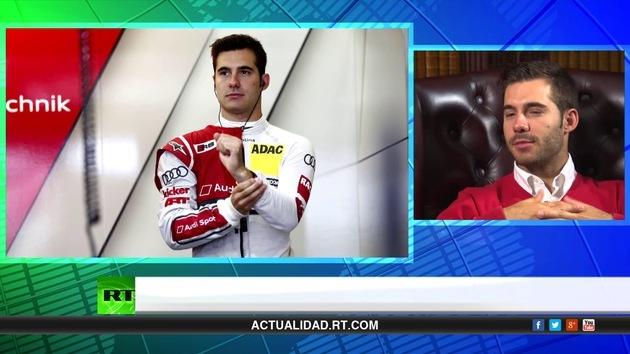 2014-07-28 - Entrevista con Miguel Molina, piloto español del DTM