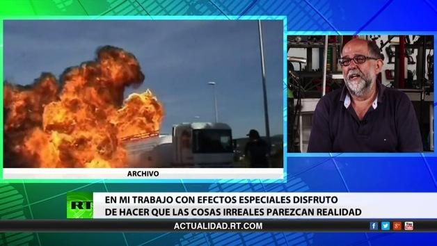 2014-09-09 - Entrevista con Reyes Abades, especialista español en efectos especiales