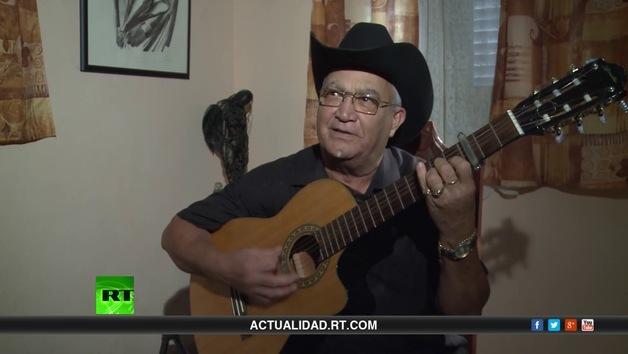 2014-09-25 - Entrevista con Eliades Ochoa, músico cubano, uno de los fundadores de Buena Vista Social Club