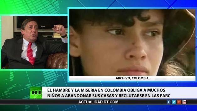 2014-10-02 - Entrevista con Luis Eladio Pérez, exrehén de las FARC, embajador de Colombia en Venezuela