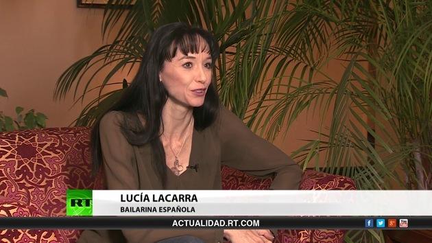 2014-10-04 - Entrevista con Lucía Lacarra, bailarina española