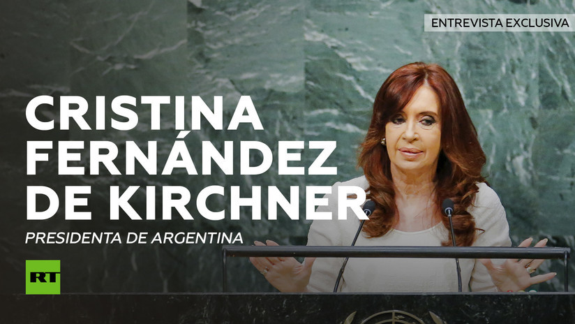 2014-10-09 - Exclusiva: Entrevista con Cristina Fernández de Kirchner, presidenta de Argentina