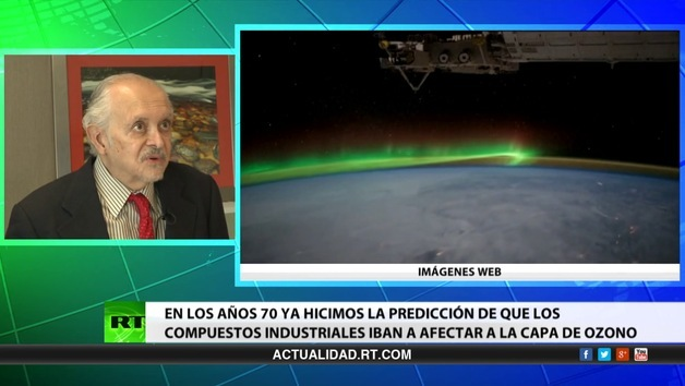 2014-11-24 - Entrevista con Mario Molina, Premio Nobel de Química