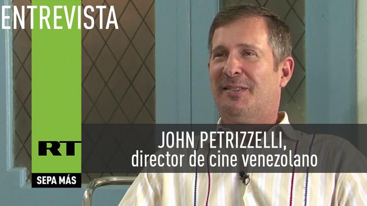 2015-01-29 - Entrevista con John Petrizzelli, director de cine venezolano