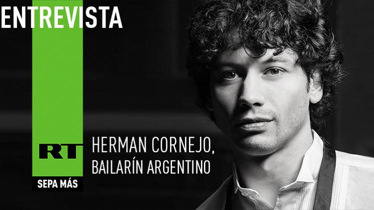 2015-01-31 - Entrevista con Herman Cornejo, bailarín argentino