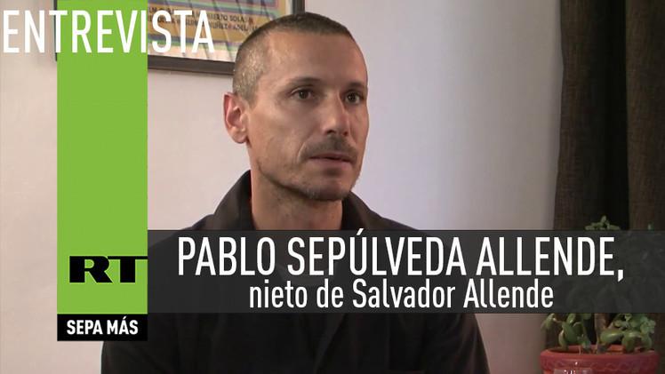 2015-02-17 - Entrevista con Pablo Sepúlveda Allende, nieto de Salvador Allende
