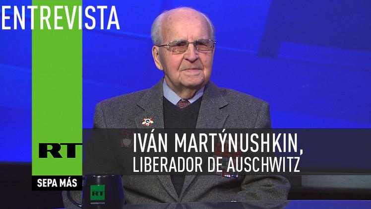 2015-02-19 - Liberador de Auschwitz: